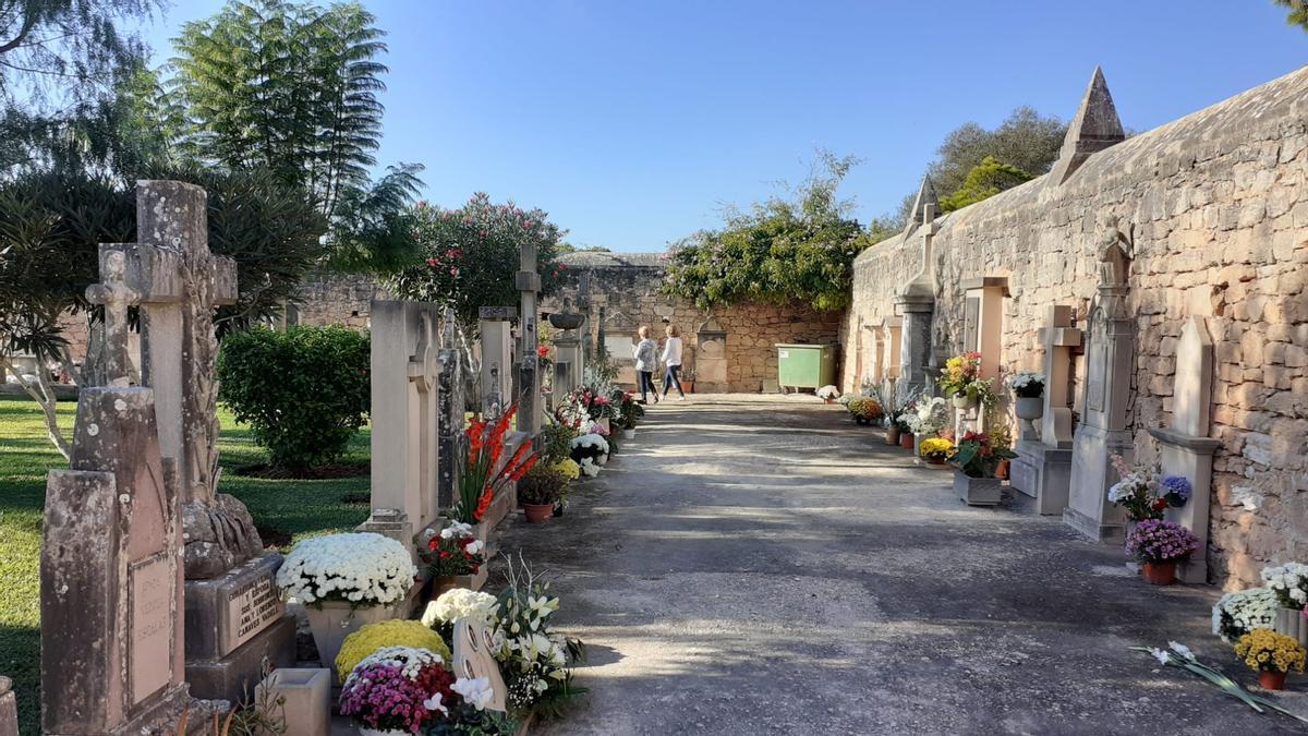 Cementerio de Santanyí.