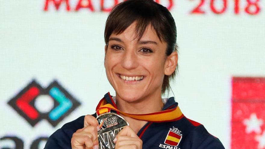 Sandra Sánchez, la karateca que derribó todos los obstáculos