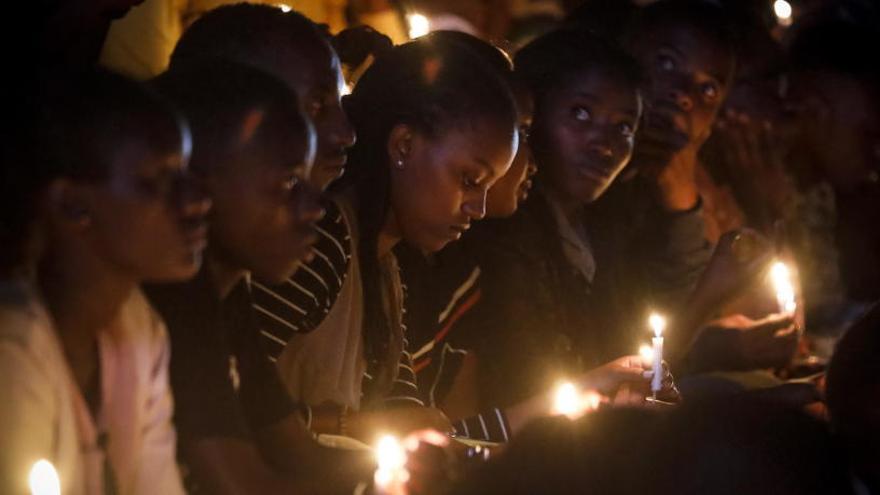 Ruanda apela a su juventud para cambiar el país 25 años después del genocidio tutsi