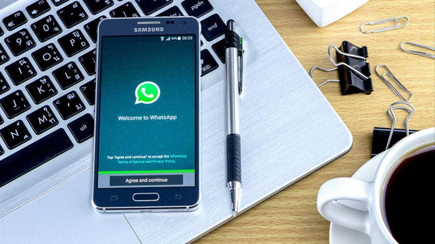 Los peligros de usar Whatsapp en el trabajo