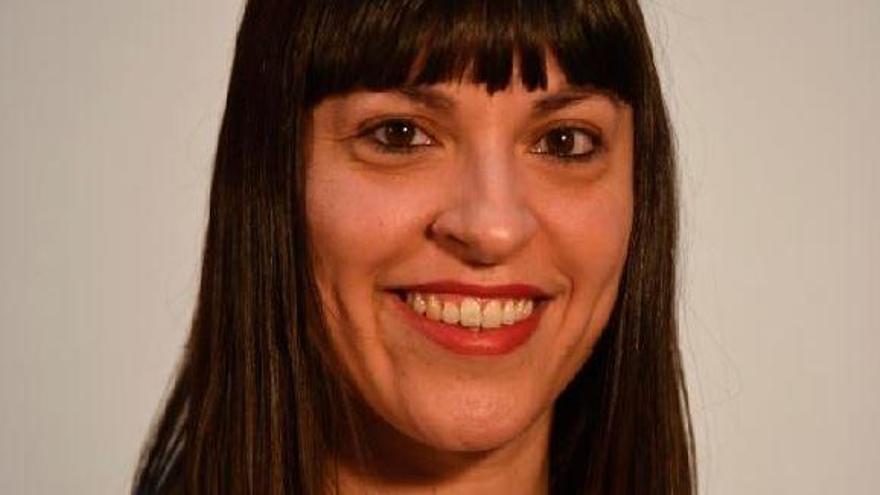 Maria Antònia Pons, regidora de Serveis Socials de l'Ajuntament d'Inca.