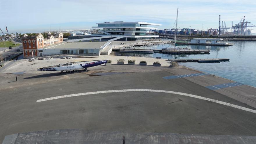 Concurso de ideas para diseñar el 'skatepark' de La Marina