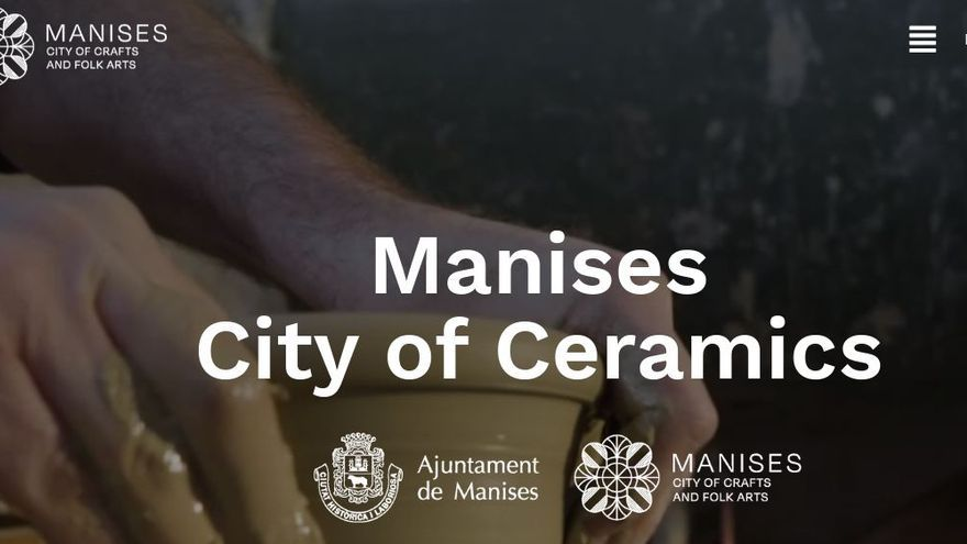 Manises estrena web por la ciudad creativa de la UNESCO