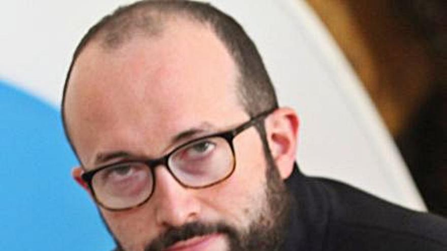 """Díaz Castaño: """"La idea es volver a las salas, aunque hemos ganado peso fuera de Asturias"""""""