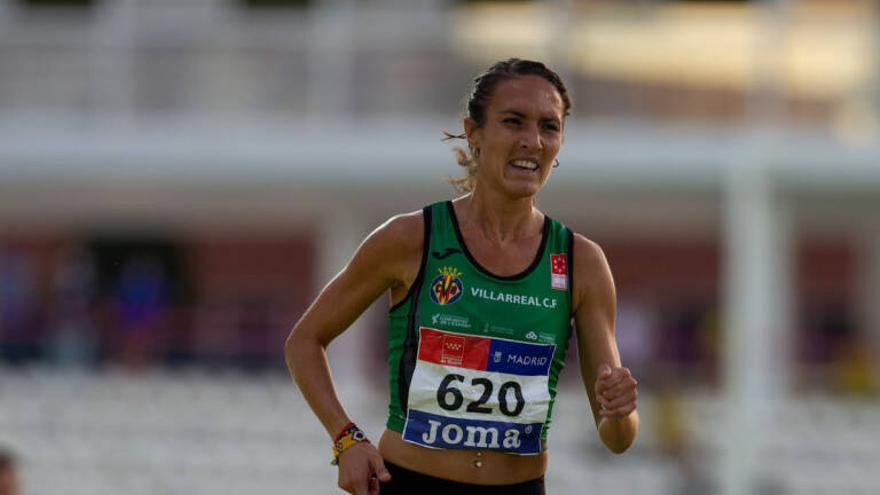 La 'playera' Laura Méndez logra la mínima olímpica para Tokio