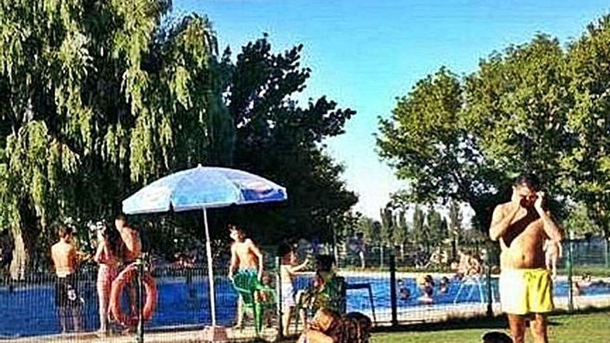 Las piscinas de Villaralbo y Moraleja cierran la temporada de baño