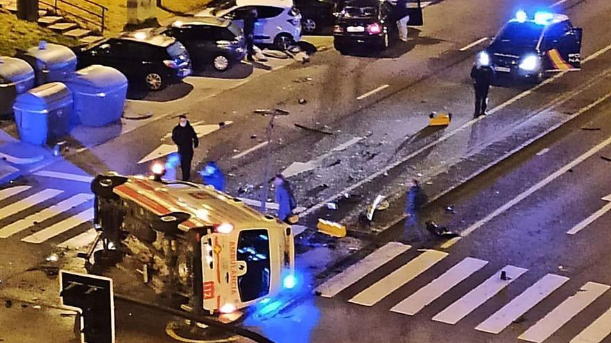 """El técnico de ambulancia fallecido en Gijón, Pablo Cortijo, una persona """"con carisma y puro nervio"""""""