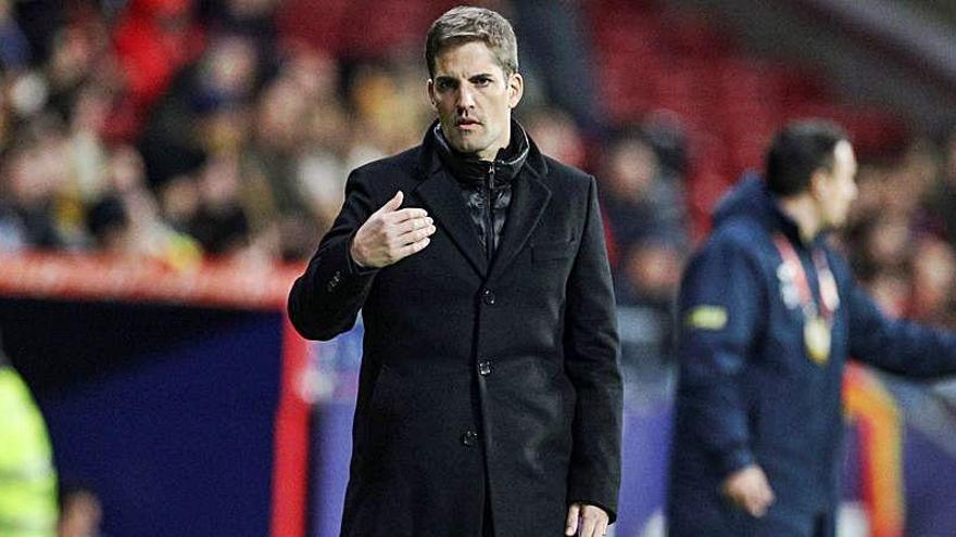 El Granada apunta a Robert Moreno