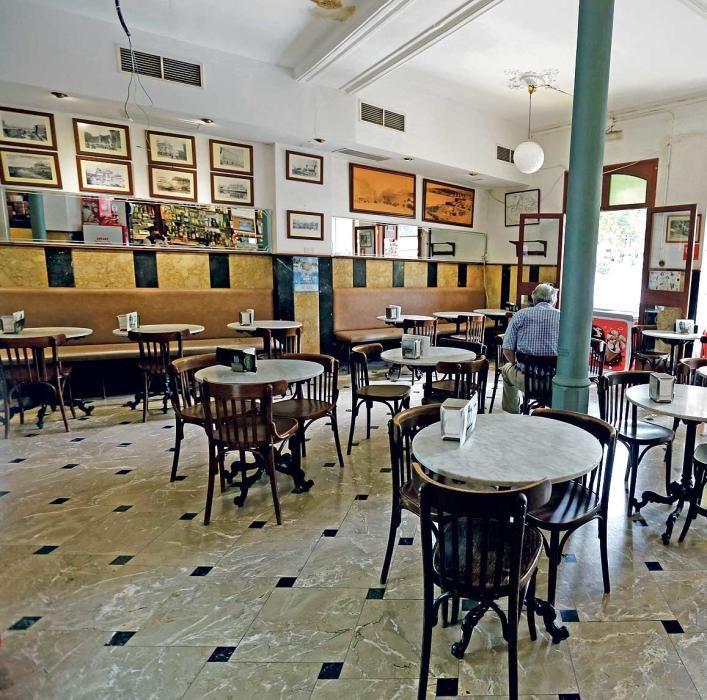 El Café Lírico cierra