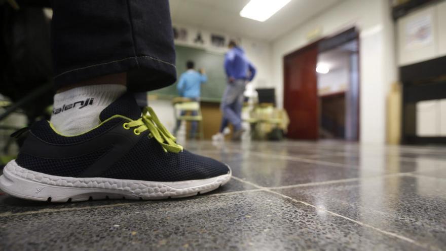 Asturias suma 48 aulas y 847 estudiantes aislados en la última semana por positivos en coronavirus