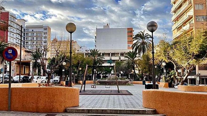 Plaza an der Playa de Palma wird für halbe Million Euro umgestaltet