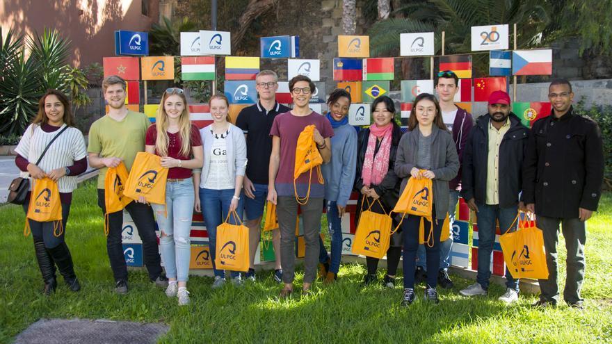 La ULPGC gestionó más de 22 millones del Erasmus+ entre 2014 y 2020