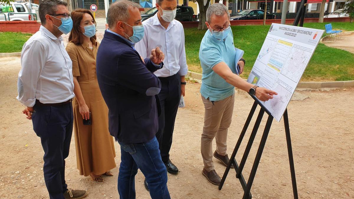 El Plan de Obras y Servicios de Caravaca superará los 540.000 euros