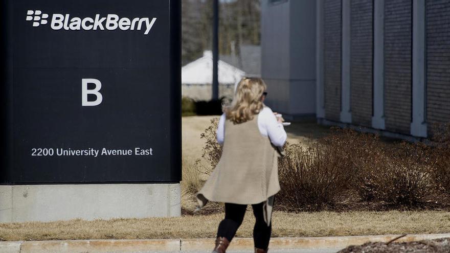 Torna Blackberry i llançarà smartphones Android amb teclat físic al 2021