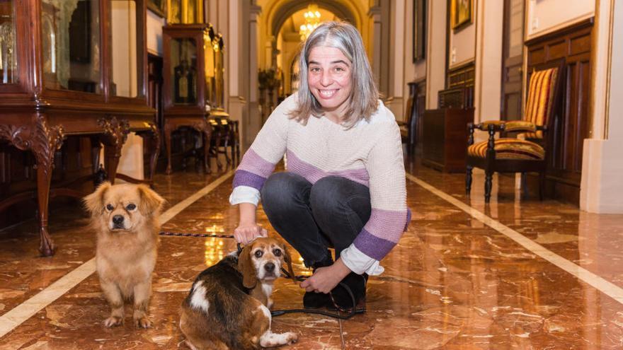 El Ayuntamiento inicia la quinta campaña de acogida responsable de animales