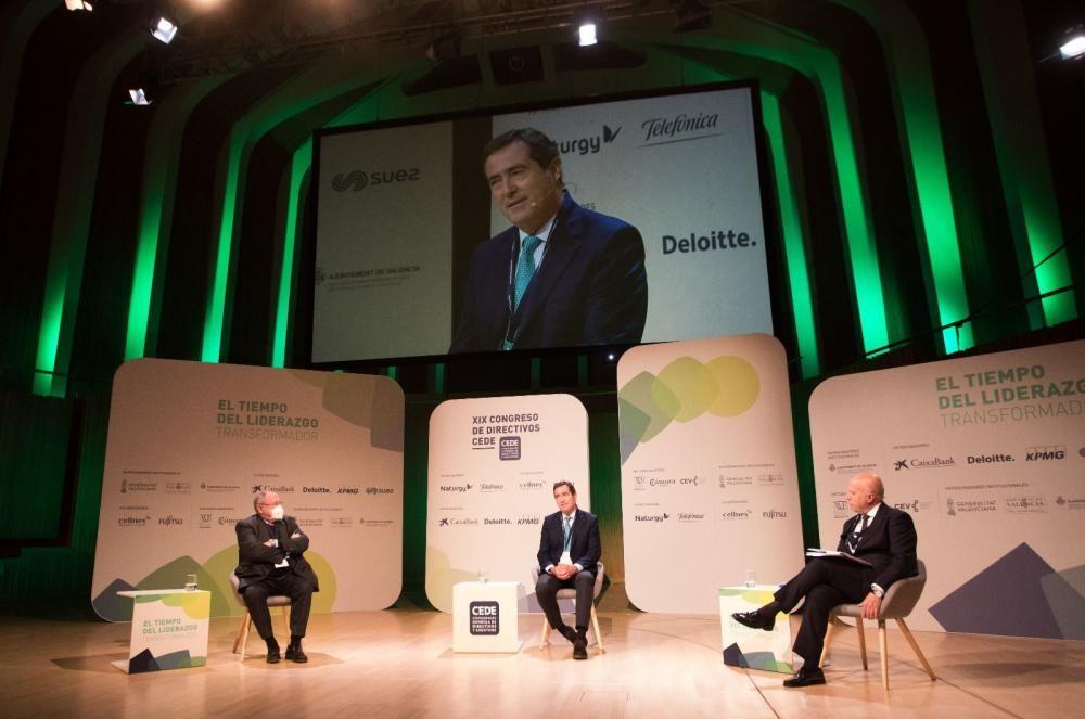 XIX Congreso de directivos CEDE en Valencia