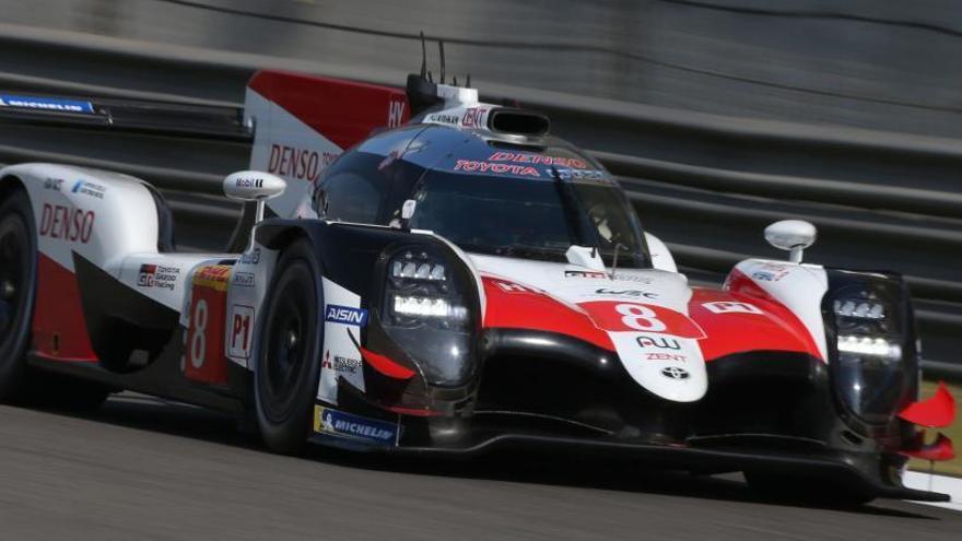 Alonso saldrá segundo en Shanghái.