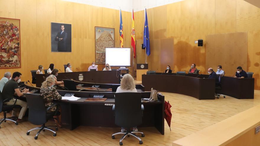 Benidorm constituye el comité que gestionará las ayudas de la EDUSI