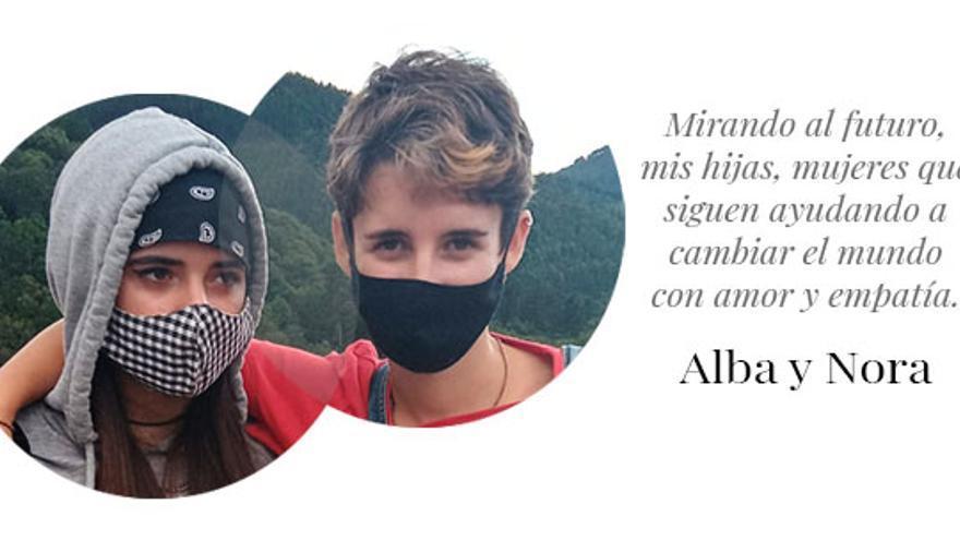 Homenaje a las mujeres anónimas de Oviedo