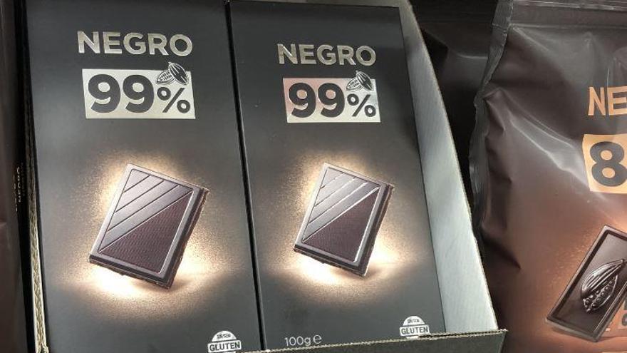 El nuevo chocolate puro que triunfa en Mercadona