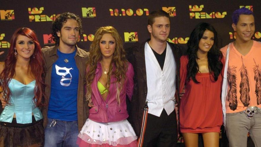 RBD anuncia 'Ser o parecer', su primer concierto en 12 años
