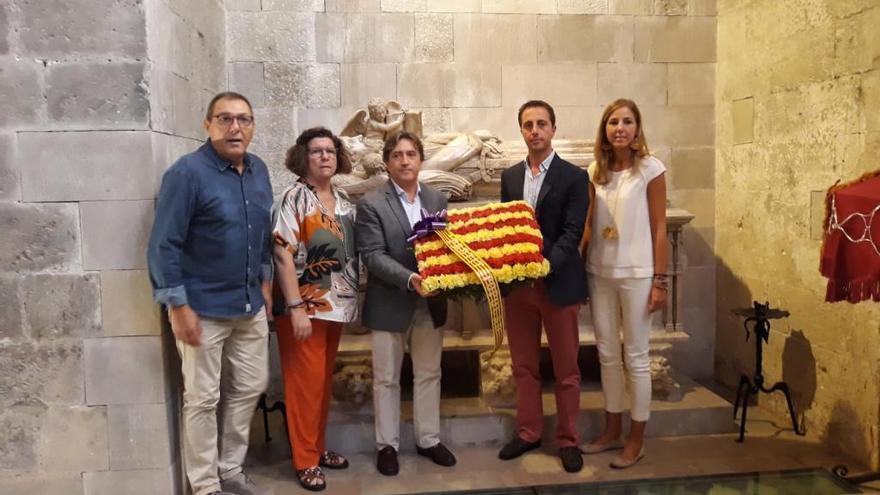 PP y Vox abogan por celebrar la Diada de Mallorca el 12 de septiembre