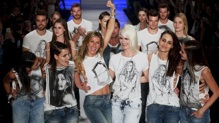 La Semana de la Moda de Sao Paulo impone una cota racial del 50% en sus desfiles