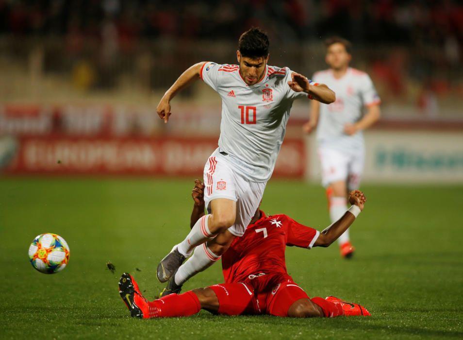 Clasificación Eurocopa 2020: Malta - España