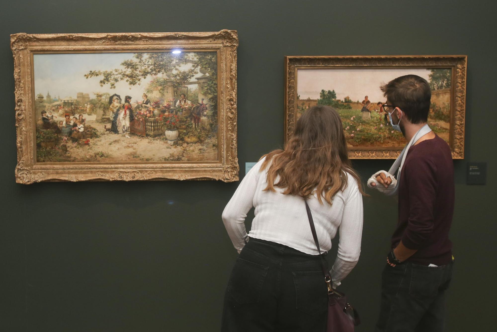 Exposición de Joaquín Abrasot en el MUBAG