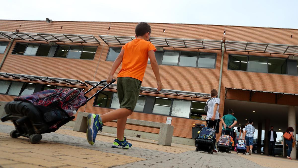 Los más pequeños estarán subvencionados para hacer actividades escolares en julio