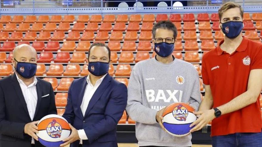 El Bàsquet Manresa anuncia la renovació de Baxi com a patrocinador per 3 temporades