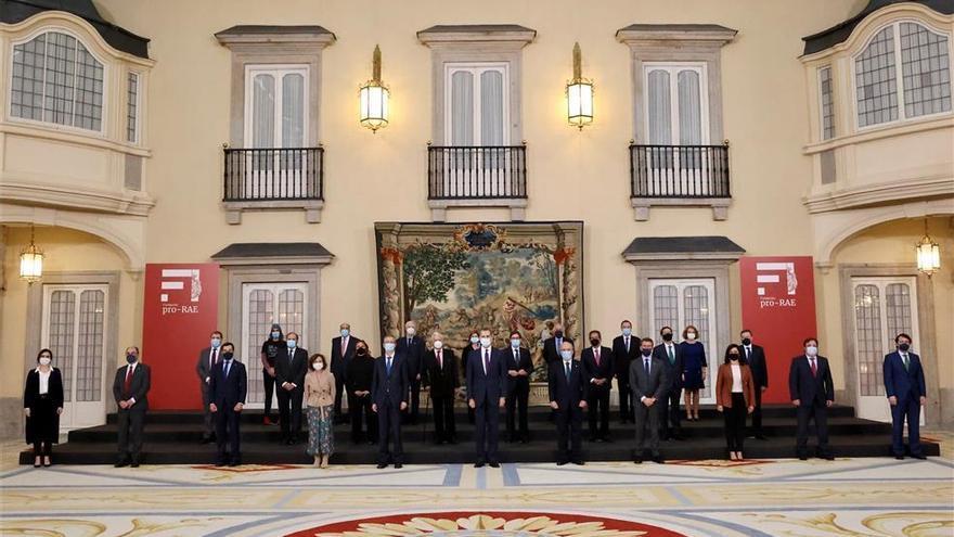 """La RAE se volcará en el 2021 en enseñar a las máquinas """"un correcto español"""""""
