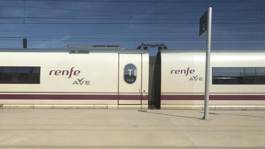 L'alta velocitat registra un augment de viatgers a la línia Figueres-Vilafant