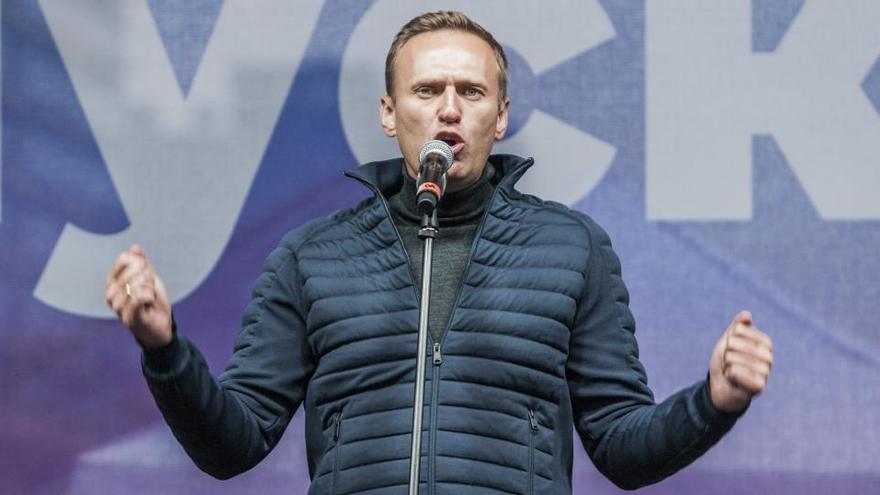 El abogado de Navalni denuncia que no le permiten hablar con él