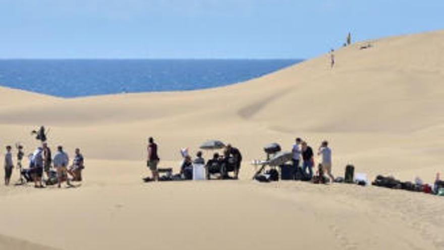 Nuevas ventajas económicas y fiscales para rodajes de cine en Canarias