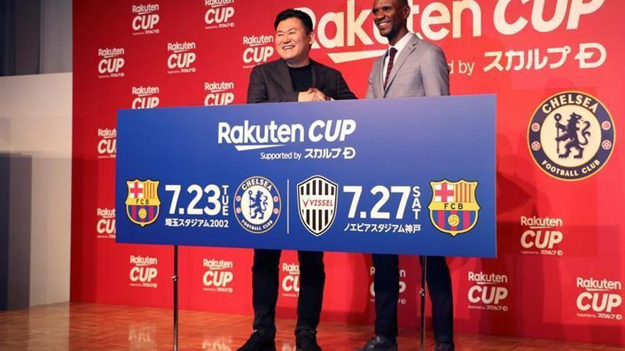 El FC Barcelona jugará contra el Vissel de Iniesta