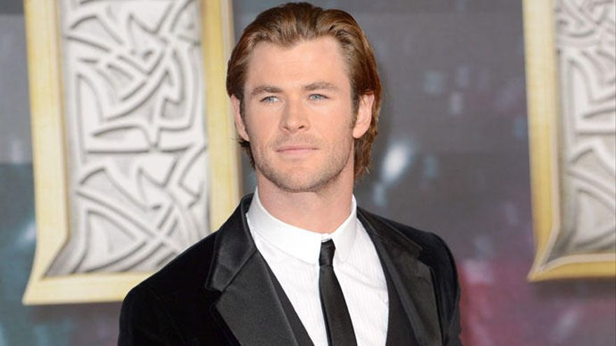 Chris Hemsworth aspira a ser el nuevo James Bond