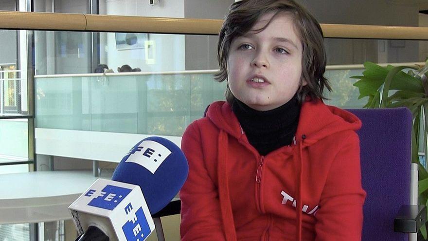 Un niño belga de 11 años termina la carrera de Física en nueve meses