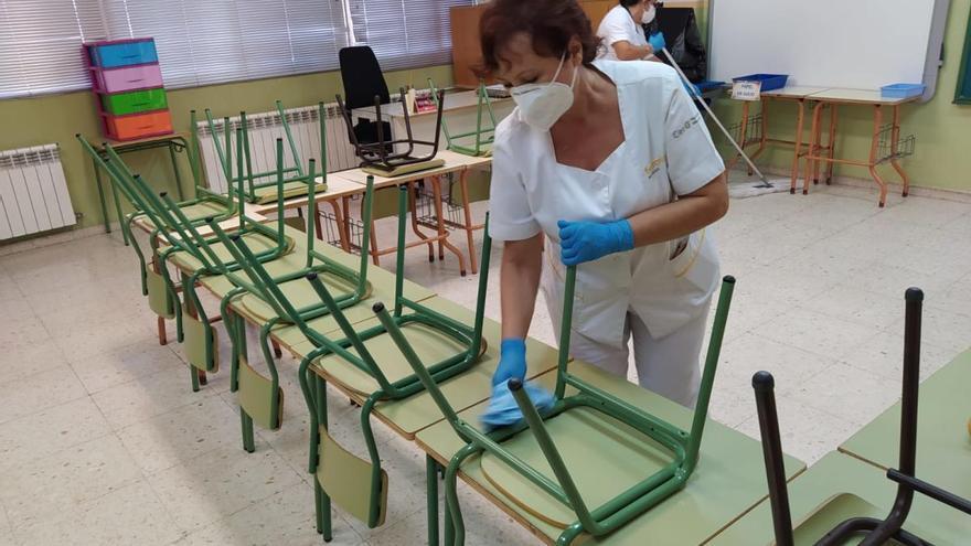La Región suma 4 nuevos positivo en sus centros educativos en las últimas horas