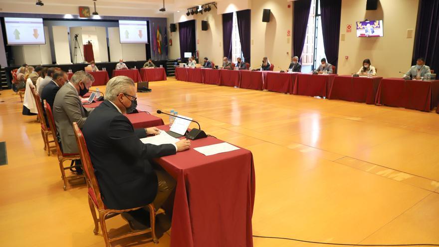La Diputación logra una ejecución del 81% en sus cuentas del 2020