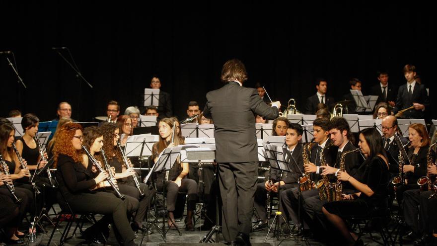 Banda de Música de Zamora: Concierto final de curso Escuela BMZ