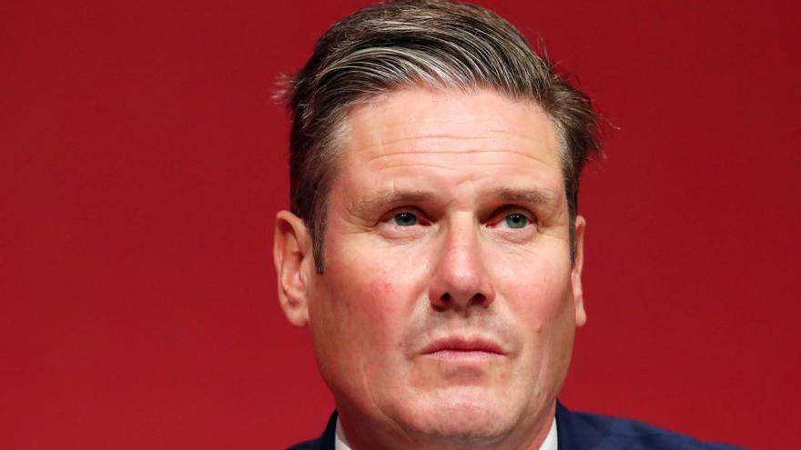 Keir Starmer, nuevo líder del Partido Laborista en sustitución de Corbyn