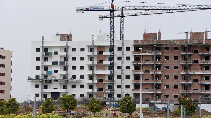 La vivienda proyectada toma impulso en Córdoba y aumenta un 88%