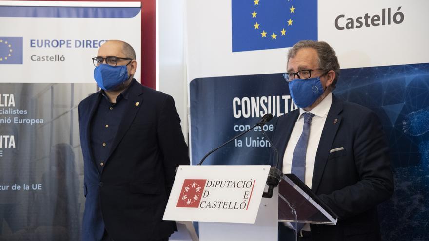 La Diputación será cinco años más la antena de Europa en Castellón