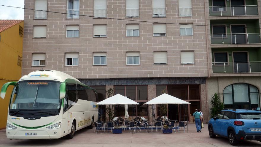 """Alivio en los hoteles arousanos tras un verano """"igual o mejor"""" a los previos a la pandemia"""