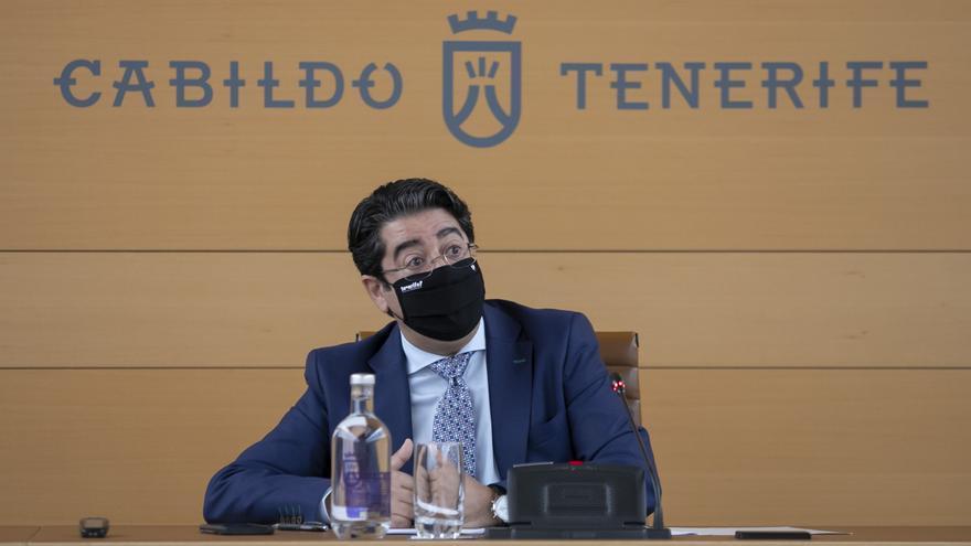 """Martín dice que el Gobierno central """"no ha estado a la altura"""" con Tenerife Sur"""