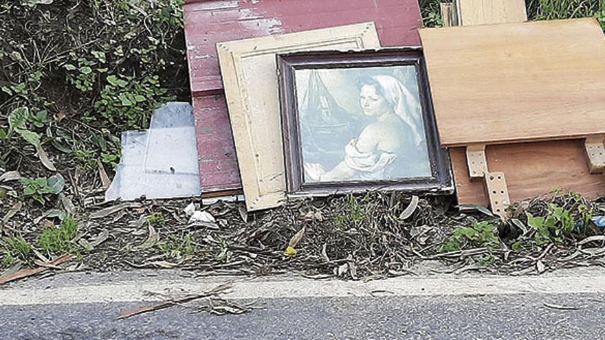 El triste destino del arte modesto