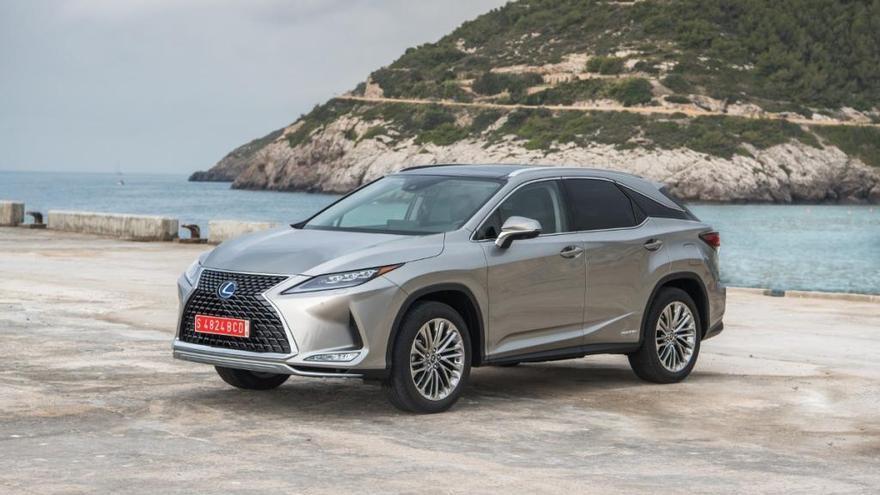 Lexus RX 450h 2020: Innovación, diseño audaz y calidad