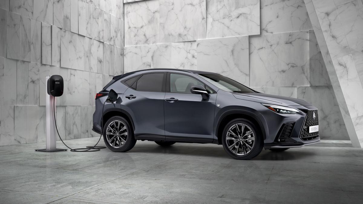 Primer vistazo al Lexus NX 2021