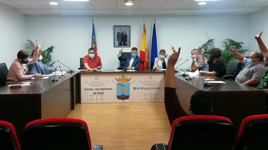 Rafal insiste en reclamar para su término municipal calles de Orihuela en base a un nuevo informe
